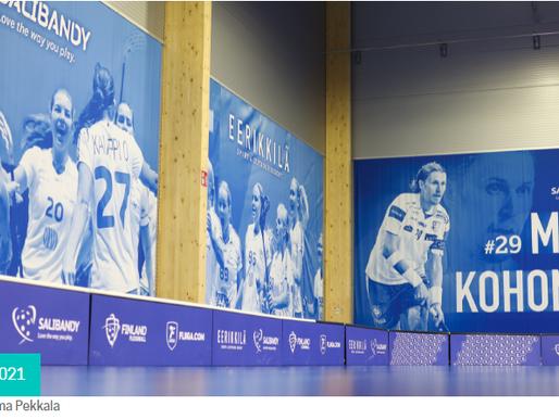 Тренировочная база финской сборной получила новый облик