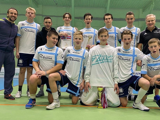 В Архангельской области определили сильнейших юношей