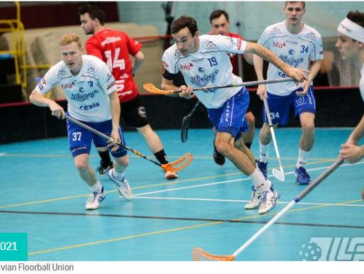 В Латвии пришло время плей-офф и финалов.