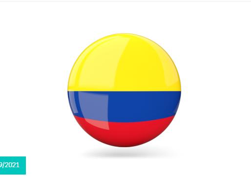 Колумбия новый член IFF!