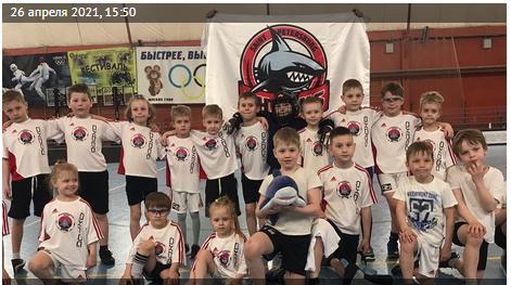 Самые юные флорболисты сражались за Кубок Красносельского района