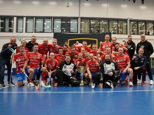 PSS И SPV победители Суперкубка EERIKKILÄ
