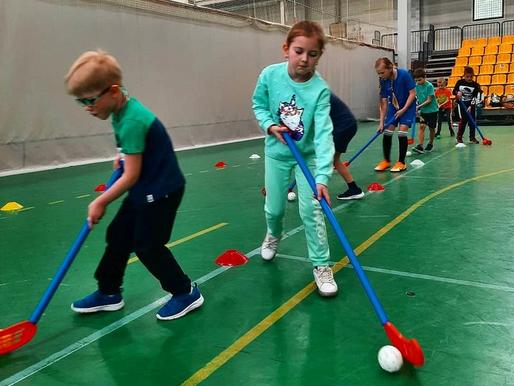 Зрелищно и родителям выгодно: в Сызрани открылась модная спортивная секция