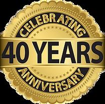 celebrating-40-years-anniversary-golden-