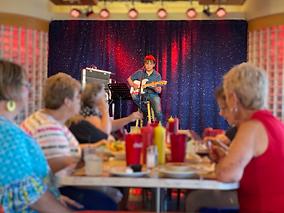 Live Music in Branson Missouri Jackie B.