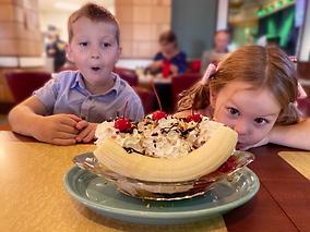 Ice Cream in Branson Missouri Jackie B G