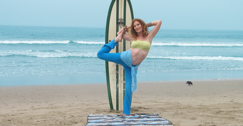 Yoga is the first place to start