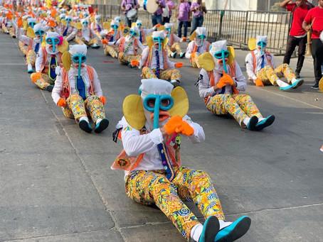 Del dicho al hecho hay mucho Carnaval