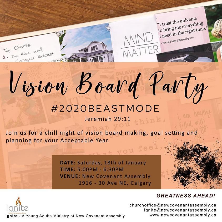 Ignite: Vision Board Party
