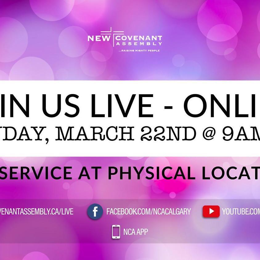 Online Sunday Service (1)