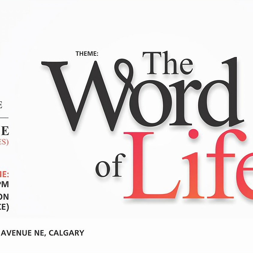 Word Power Conference Sunday Service with Rev. George Adegboye