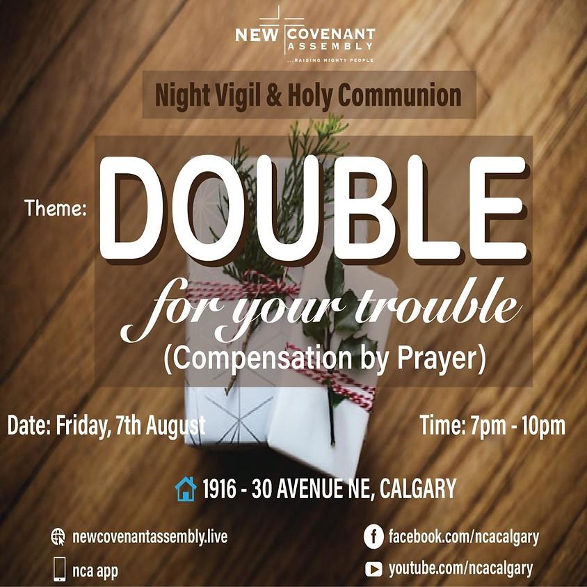 Friday Night Vigil & Holy Communion