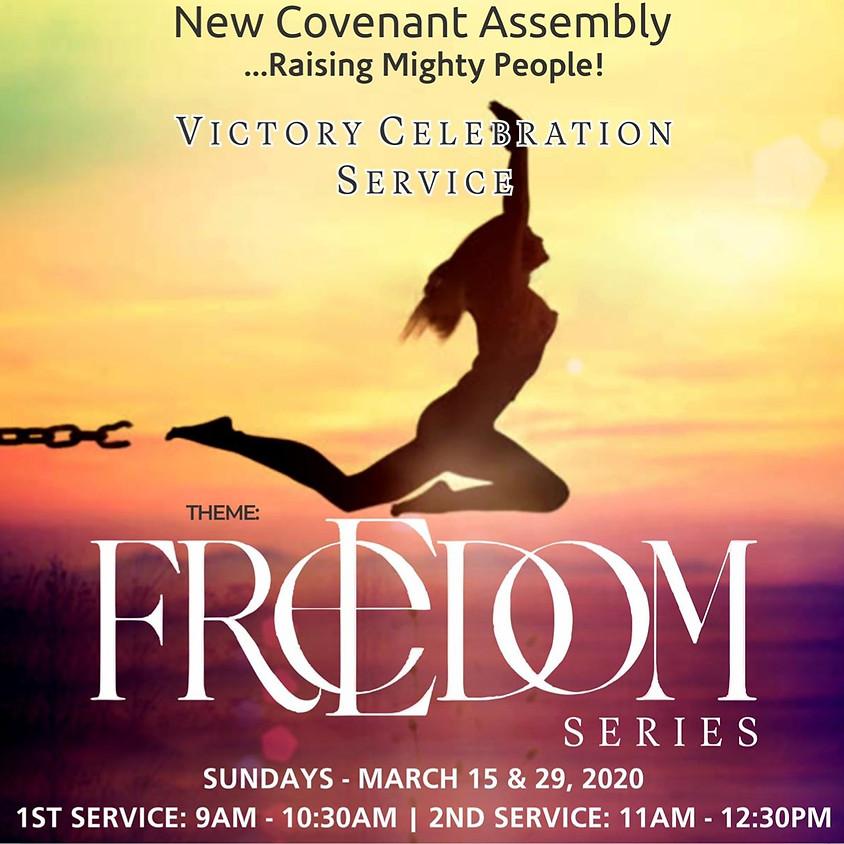 Victory Celebration Service (Freedom Series)
