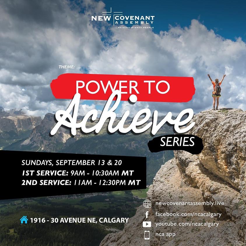 Sunday Service (2nd Service)