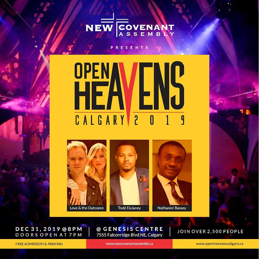 Open Heavens Calgary