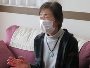 【あじさいプロジェクト】大熊町聞き書き活動02 吉岡三重子さん