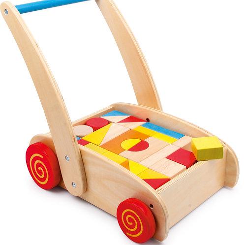 Chariot de marche «Construction» 2695