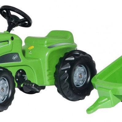 Tracteur Rolly toys, vert
