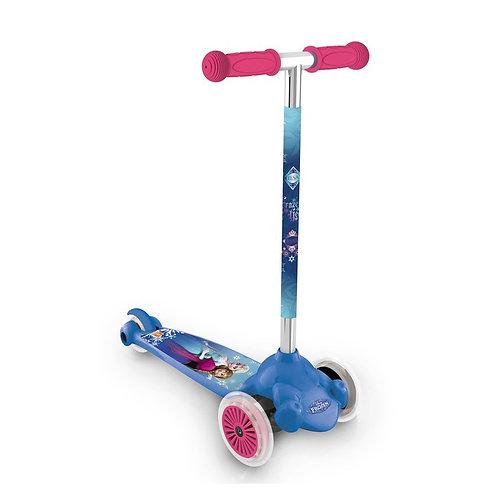 Twist & Roll La reine des neiges - Patinette 3 roues Frozen Disney