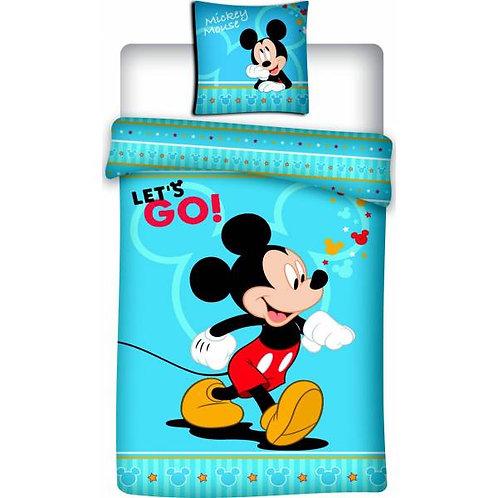 Parure housse de couette Mickey