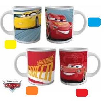 Mug Cars Disney en céramique 23,7 CL