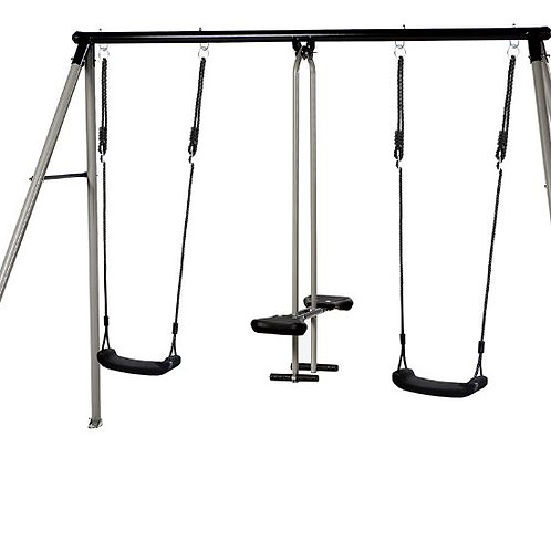 Hörby Bruk swing Cancan 275 x 215 cm acier