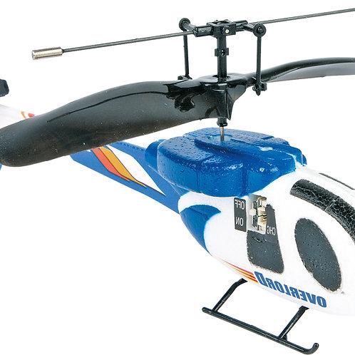 """Hélicoptère """"Infrarouge"""" Bleu """"2650"""""""