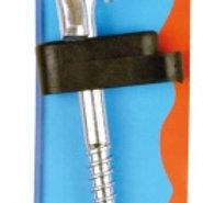 Crochet de sécurité pivotant en acier  16cm