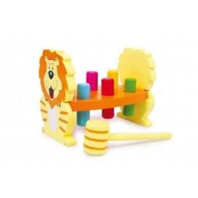 """Banc à marteler """"Lion"""" 2645"""