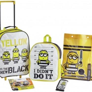 Set de valises Universal Minions