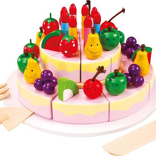 """Gâteau d'anniversaire à découper """"7794"""""""