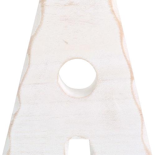 Lettre en bois A à Z