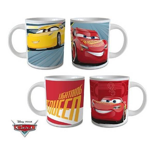 Mug Cars Disney en céramique 23,7 CL