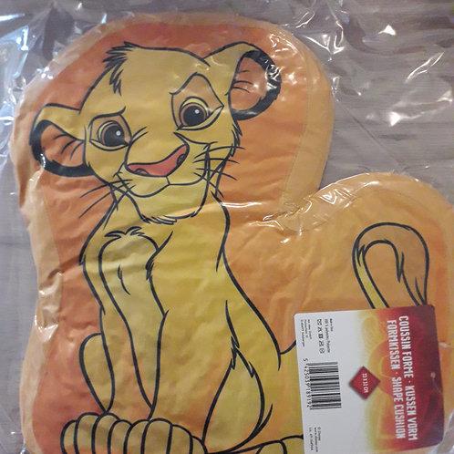 Coussin Le Roi Lion