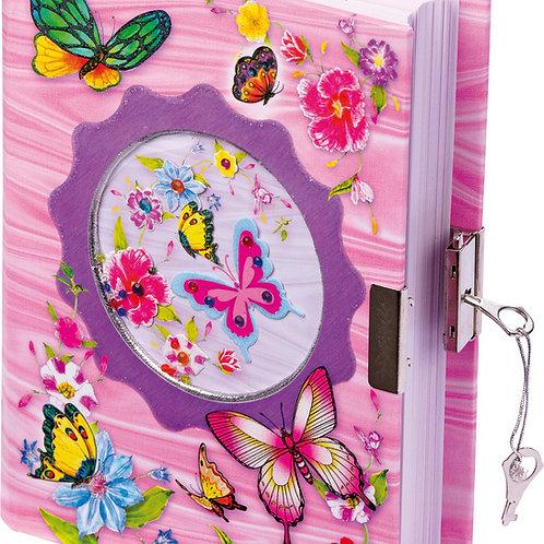 "Journal intime ""Papillon"""