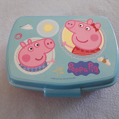 Boite a gouter Peppa Pig