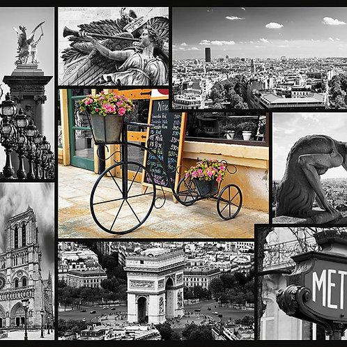 Puzzle Paris 1000 pièces