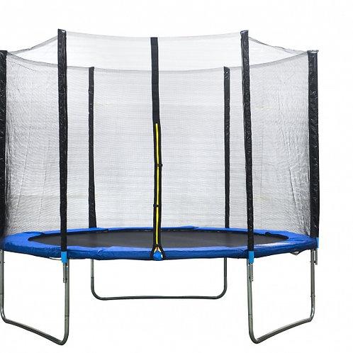 Trampoline AMIGO avec filet de sécurité 244 cm