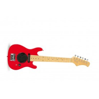Guitare électrique, Rouge 3302