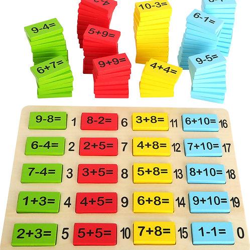 Plaquettes de multiplication 10716