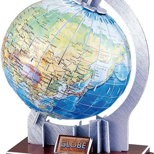 Puzzle 3D Globe