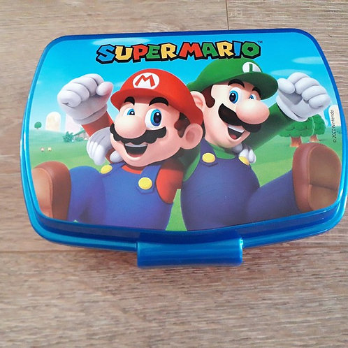 Boite à gouter Super Mario