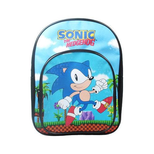 Sac à dos Sonic the Hedgehog junior 8 litres polyester bleu