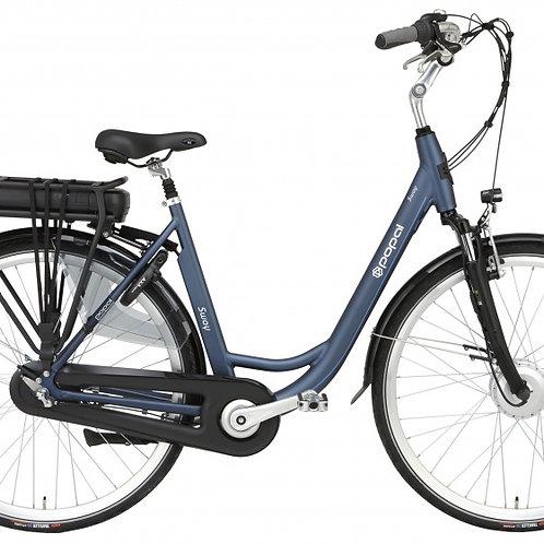 Popal Sway, 28 pouces, freins à rouleau, 3 roues, bleu mat