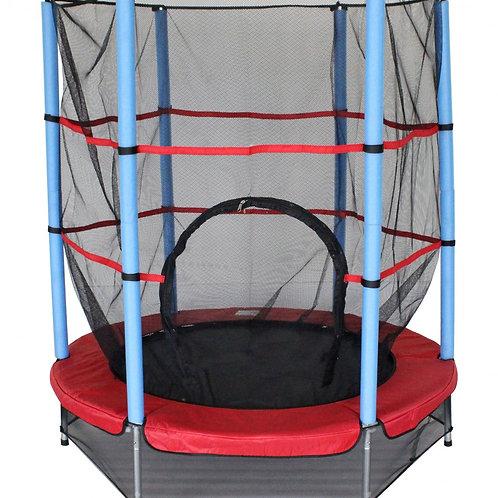 Trampoline AMIGO avec filet de sécurité 139 cm