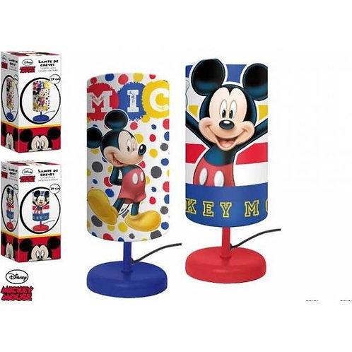 Lampe de Chevet Mickey 29 cm en forme Cylindre