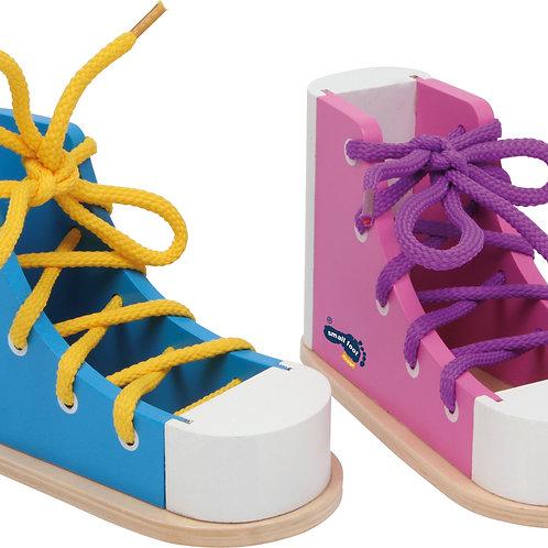 "Chaussure à lacer ""6475"""