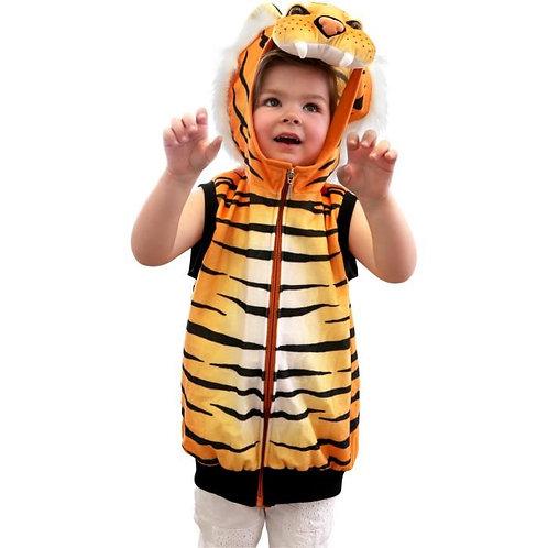 Gilet-costume Tigre 11126