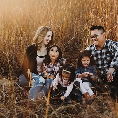 Douangmala Family