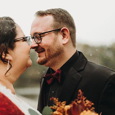Honesty & Mat Wedding